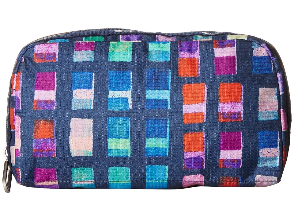 LeSportsac - Essential Cosmetic Case (Color Blocks) Cosmetic Case