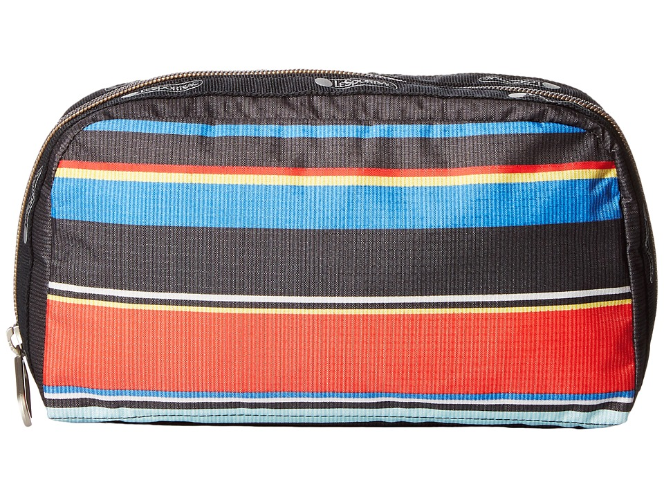 LeSportsac - Essential Cosmetic Case (Ribbon Stripe) Cosmetic Case
