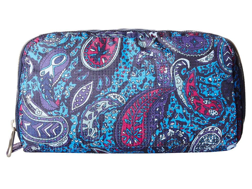 LeSportsac - Essential Cosmetic Case (Eastern Voyage Blue) Cosmetic Case