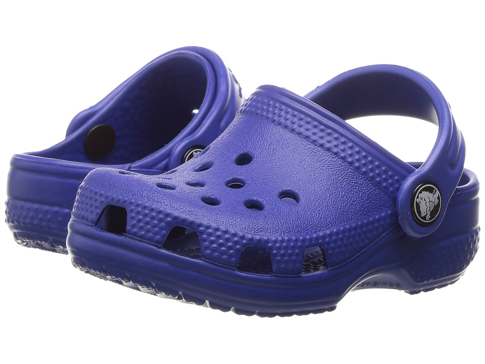 Crocs Kids - Crocs Littles (Infant) (Cerulean Blue) Kids Shoes