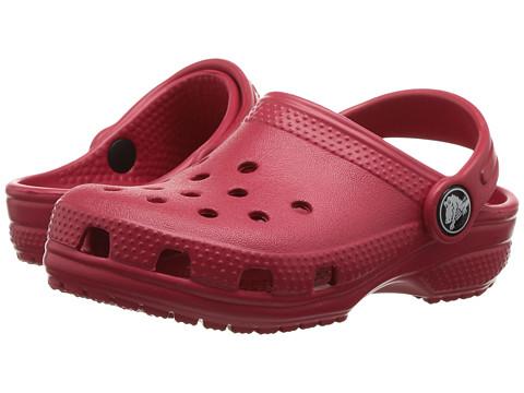 Crocs Kids Classic Clog (Toddler/Little Kid) - Pepper