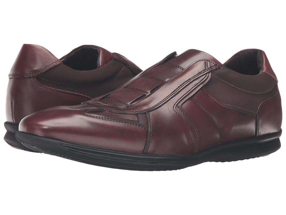 Image of Bacco Bucci - Baca (Dark Tan) Men's Shoes
