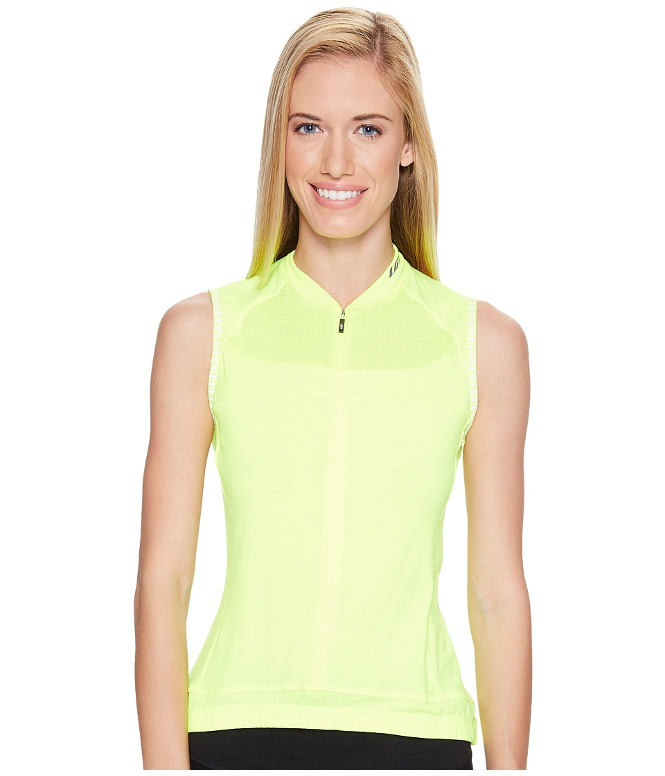 Louis Garneau - Beeze 2 Sleeveless (Bright Yellow) Womens Sleeveless