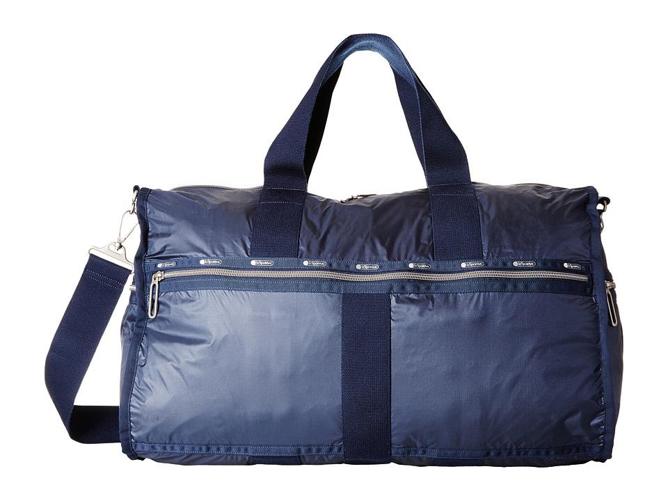 LeSportsac Luggage - Large Weekender (Classic Navy) Weekender/Overnight Luggage
