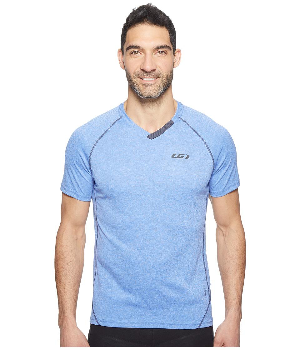 Louis Garneau - HTO 2 Jersey (Dazzling Blue/Jeans) Mens Clothing