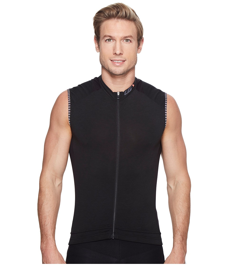 Louis Garneau Lemmon 2 Sleeveless Jersey (Black) Men's Sl...
