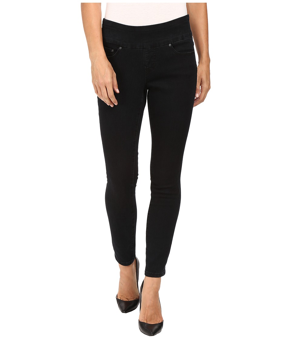 Jag Jeans Petite - Petite Nora Pull-On Skinny in Comfort Denim in Black Void (Black Void) Womens Jeans