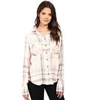Free People - Wesley Plaid Button Down