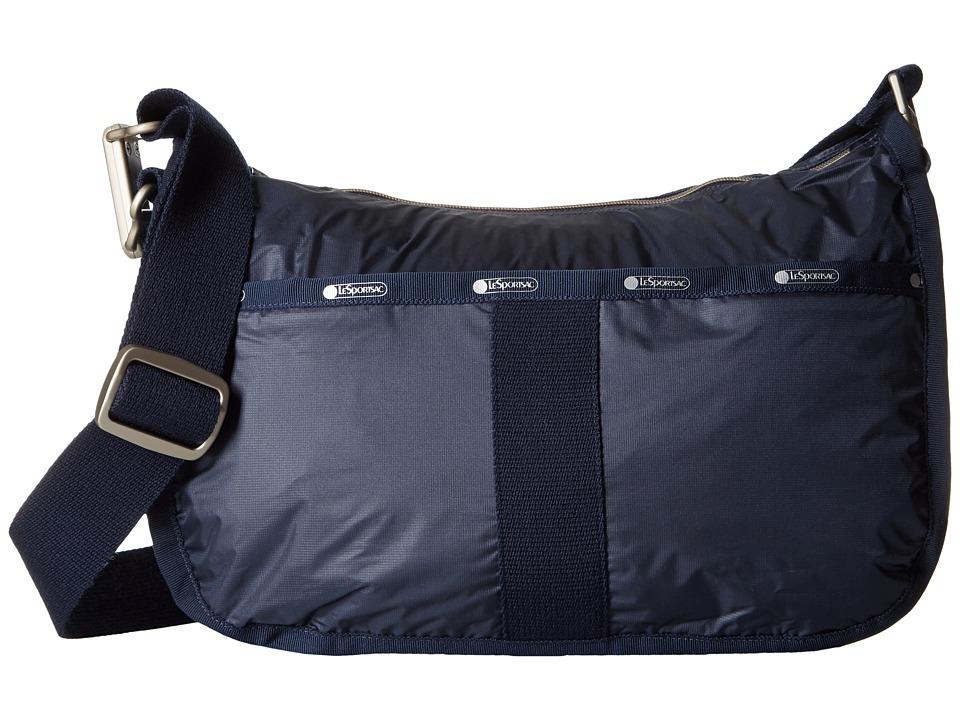 LeSportsac - Essential Hobo (Classic Navy) Hobo Handbags