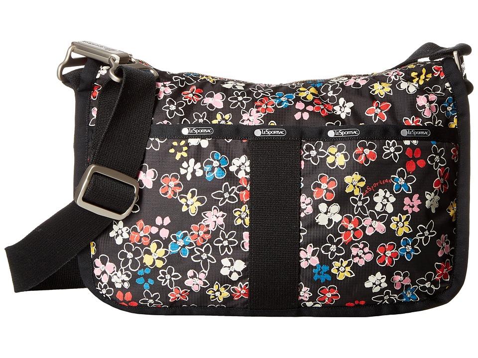 LeSportsac - Essential Hobo (Flower Burst) Hobo Handbags
