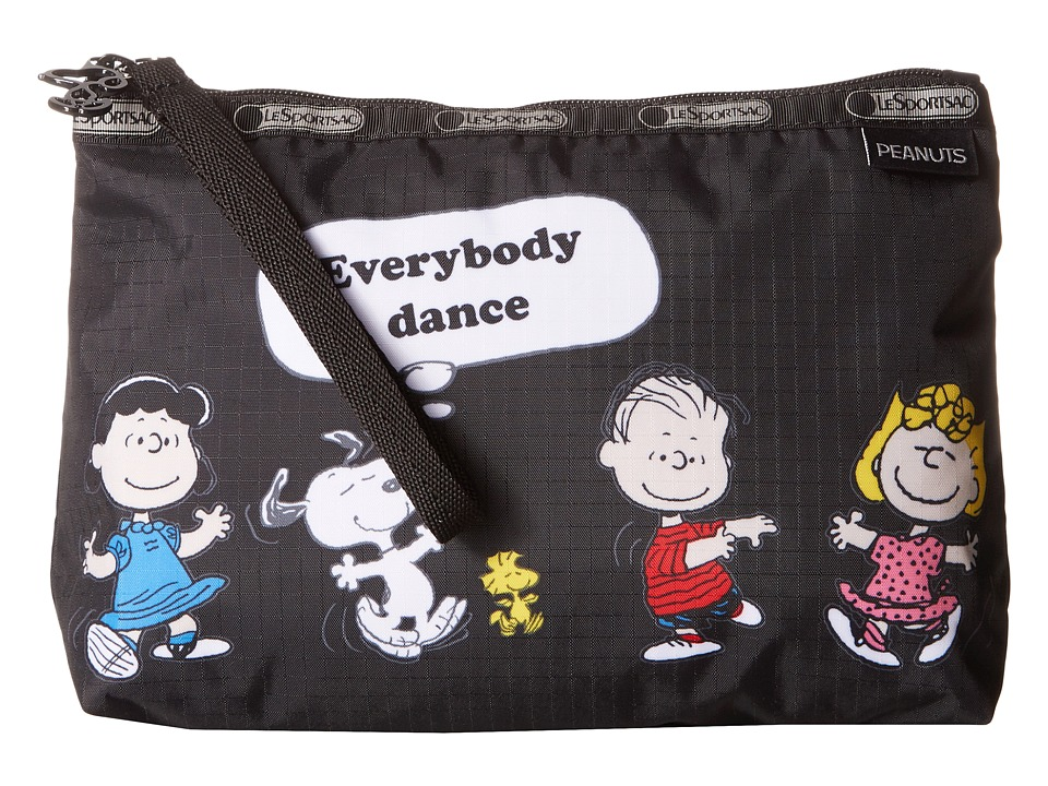 LeSportsac - Essential Wristlet (Fun with Friends) Bags