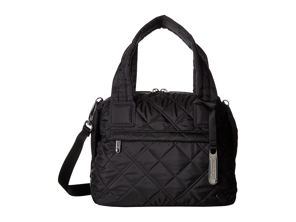 LeSportsac - City Mayfair Bag (Phantom Black Quilted) Bags