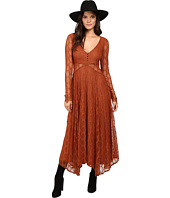 Free People - Guinevere Lace Maxi Dress