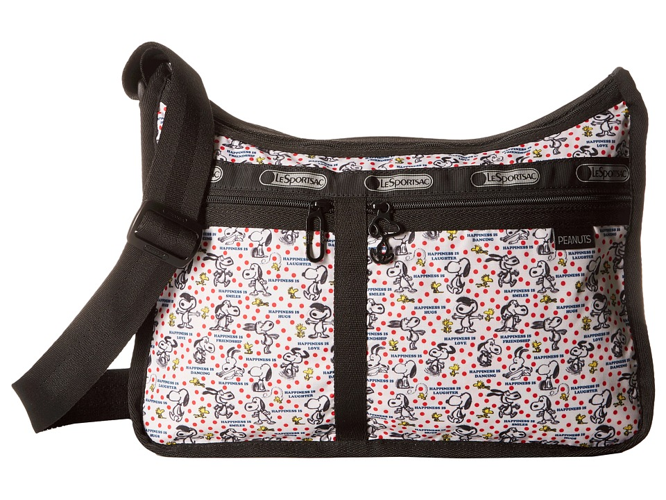 LeSportsac - Deluxe Everyday Bag (Happiness Dots) Cross Body Handbags
