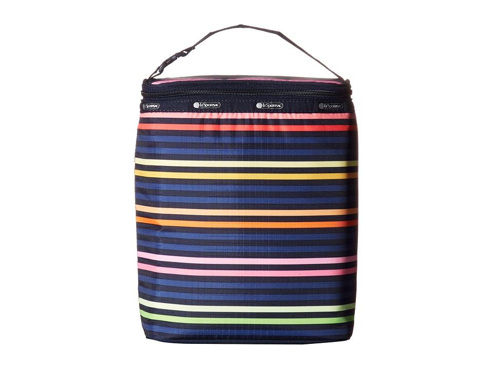 LeSportsac - Double Bottle Bag (Baby Lestripe) Bags