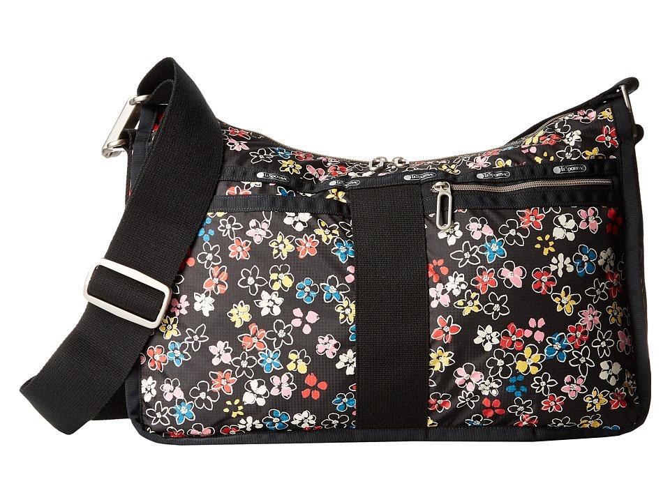 LeSportsac - Everyday Bag (Flower Burst) Handbags