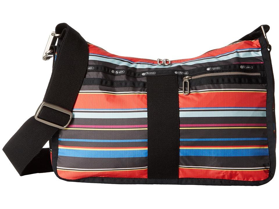 LeSportsac - Everyday Bag (Ribbon Stripe) Handbags