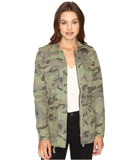 Billabong Can t See Me Jacket - Seagrass