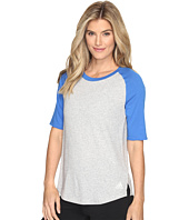adidas - Baseball Short Sleeve Top