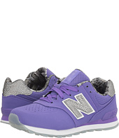 New Balance Kids - KL574v1 Ice Rubber Outsole (Little Kid)