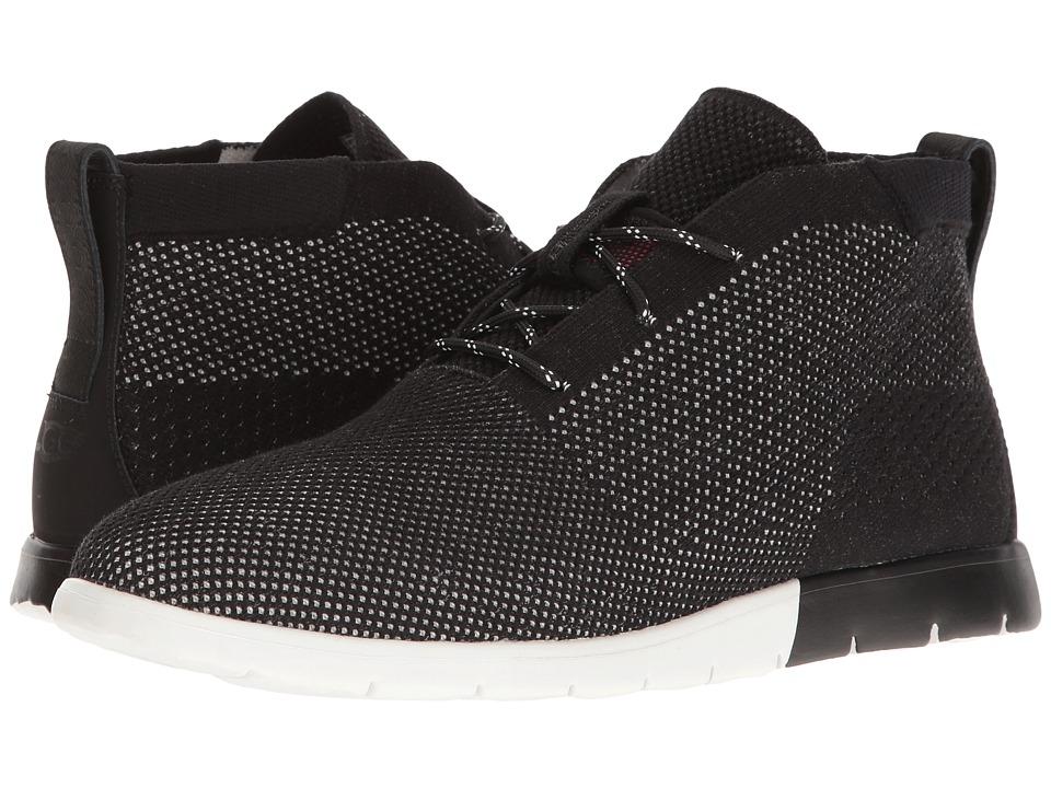UGG - Freamon HyperWeave (Black) Mens Shoes