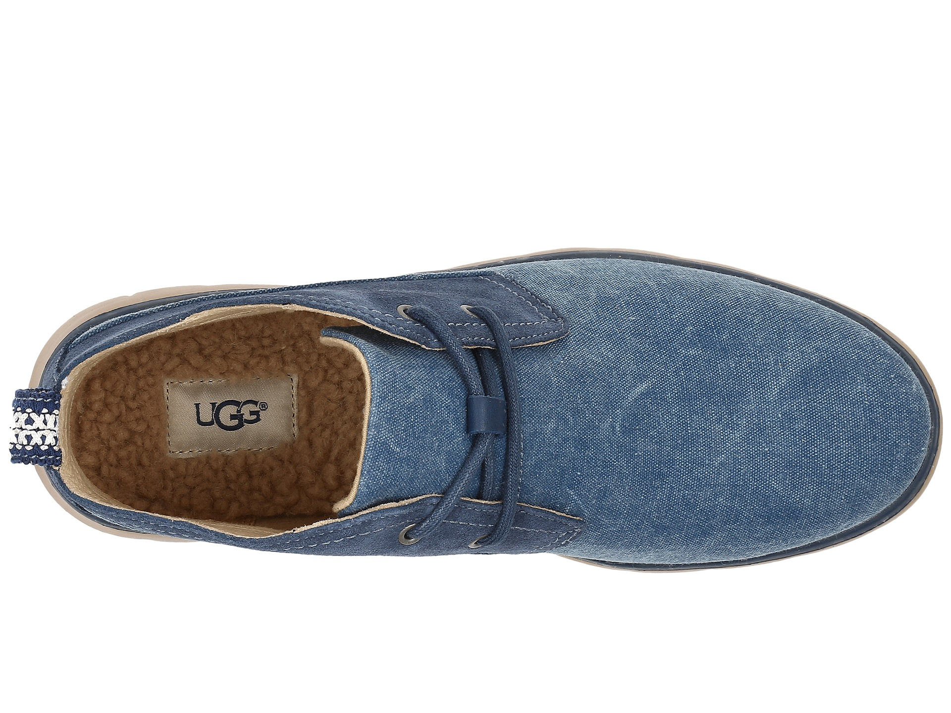ugg freamon canvas
