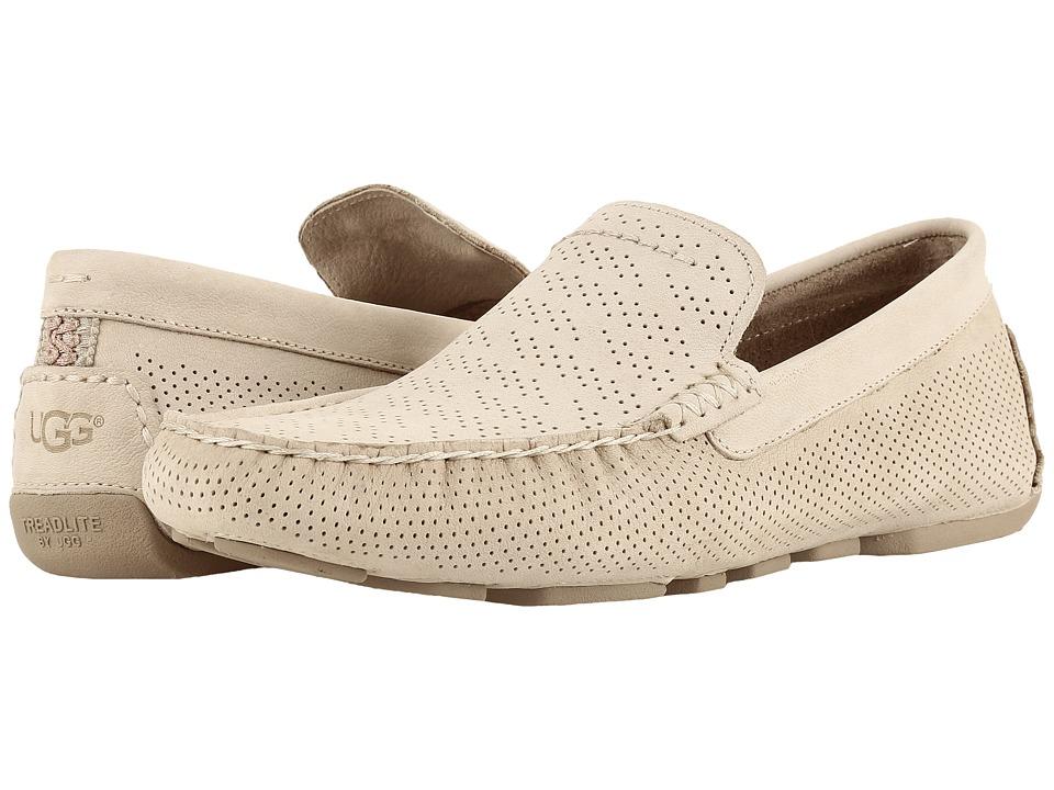 Ugg Henrick Stripe Perf (Ceramic) Men's Shoes