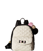 Betsey Johnson - Front Pocket Backpack