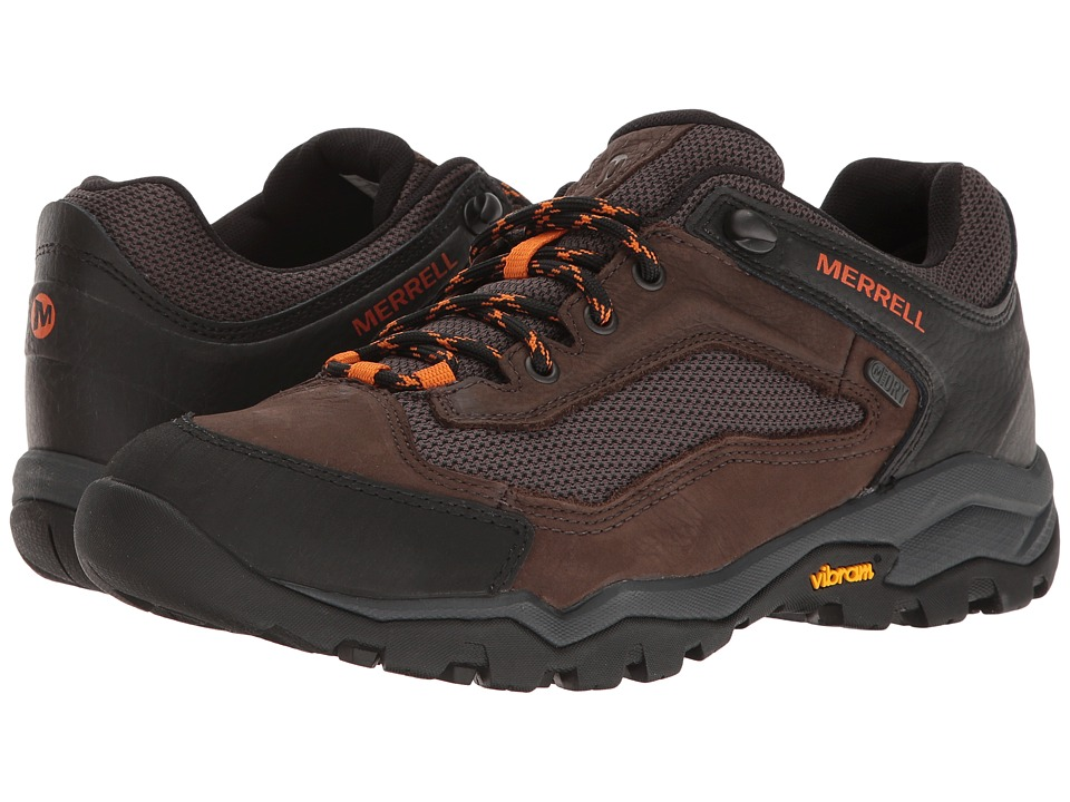 Merrell Everbound Vent Waterproof (Slate Black) Men