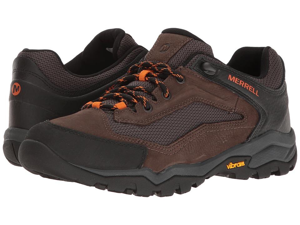 Merrell - Everbound Vent (Slate Black) Mens Shoes