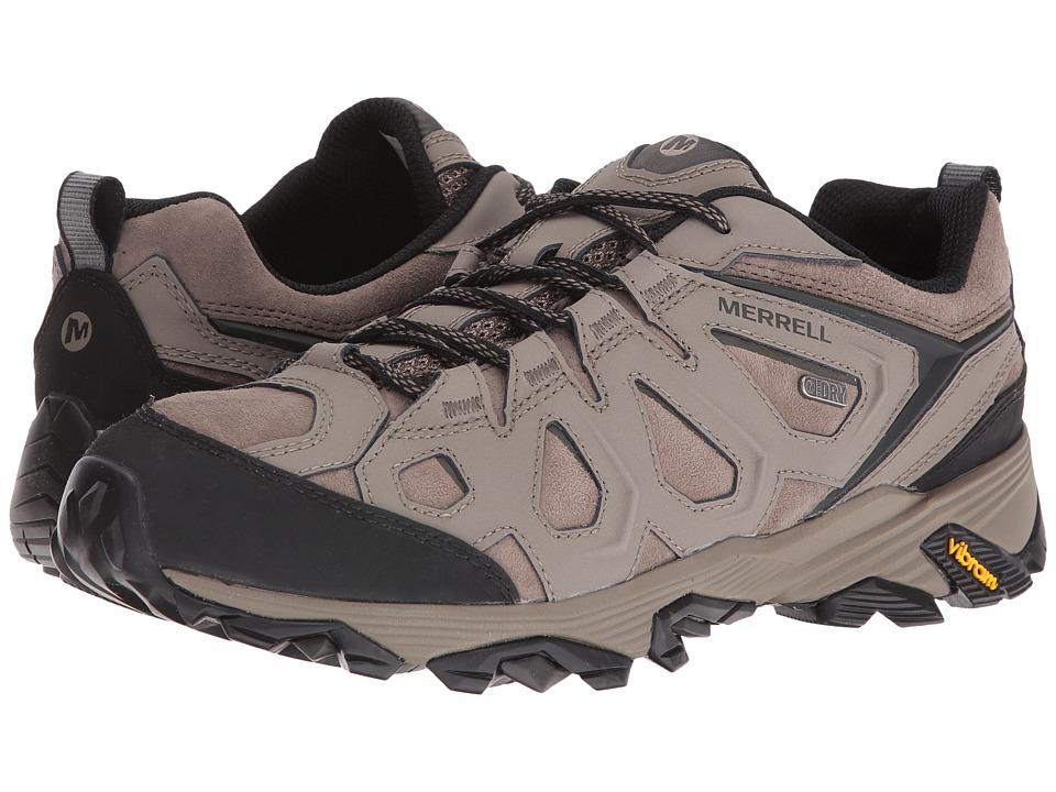 Merrell Moab FST Leather Waterproof (Boulder) Men