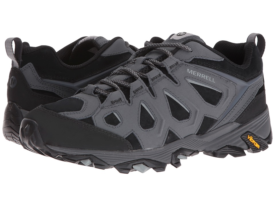 Merrell Moab FST Leather (Black/Granite) Men