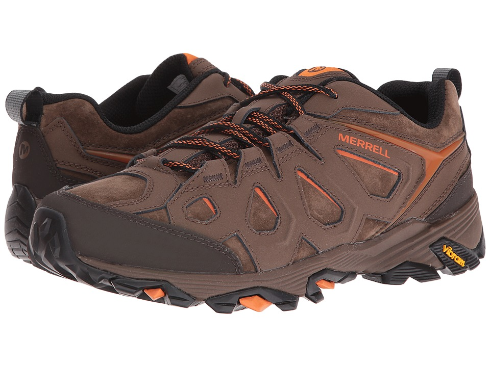 Merrell Moab FST Leather (Dark Earth) Men