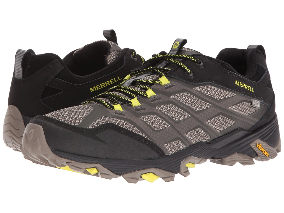 Merrell Moab FST Waterproof (Olive Black) Men