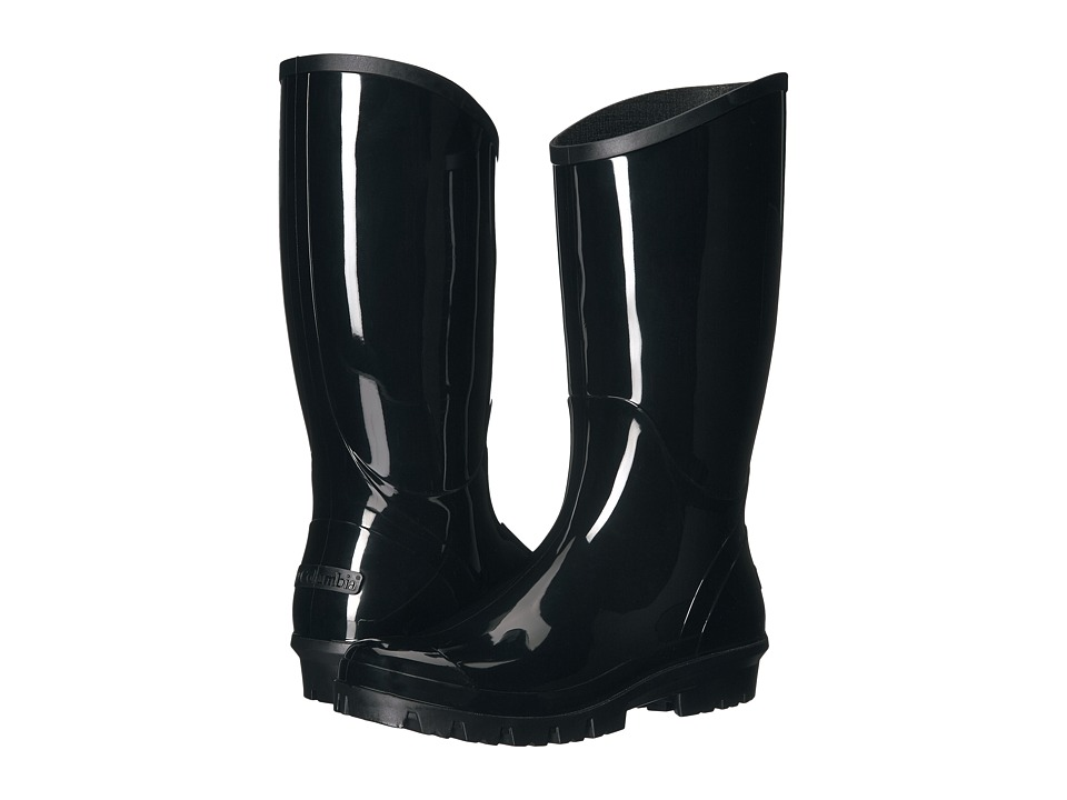 Columbia Rainey Tall (Black/Monument) Women