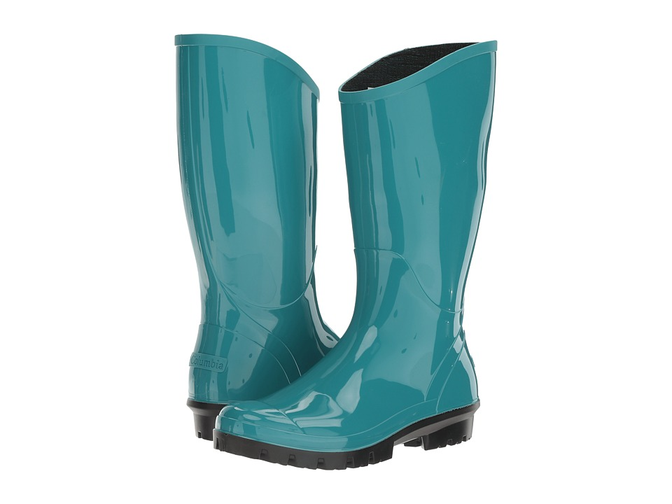 Columbia Rainey Tall (Teal/Jade Lime) Women