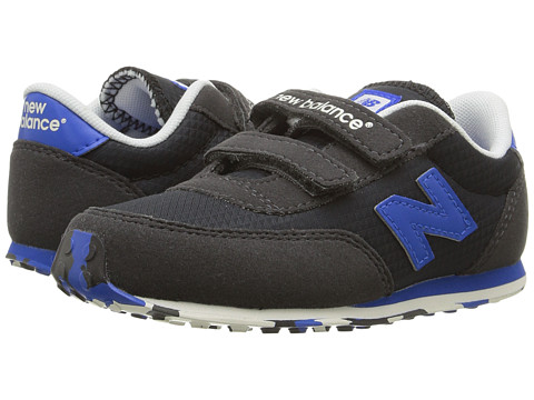 New Balance Kids KE410v1 (Infant/Toddler) - Black/Blue