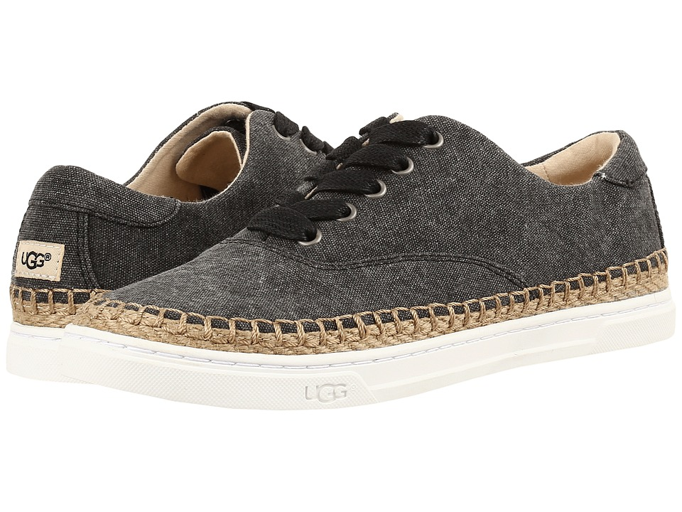 UGG Eyan II Canvas (Black) Women