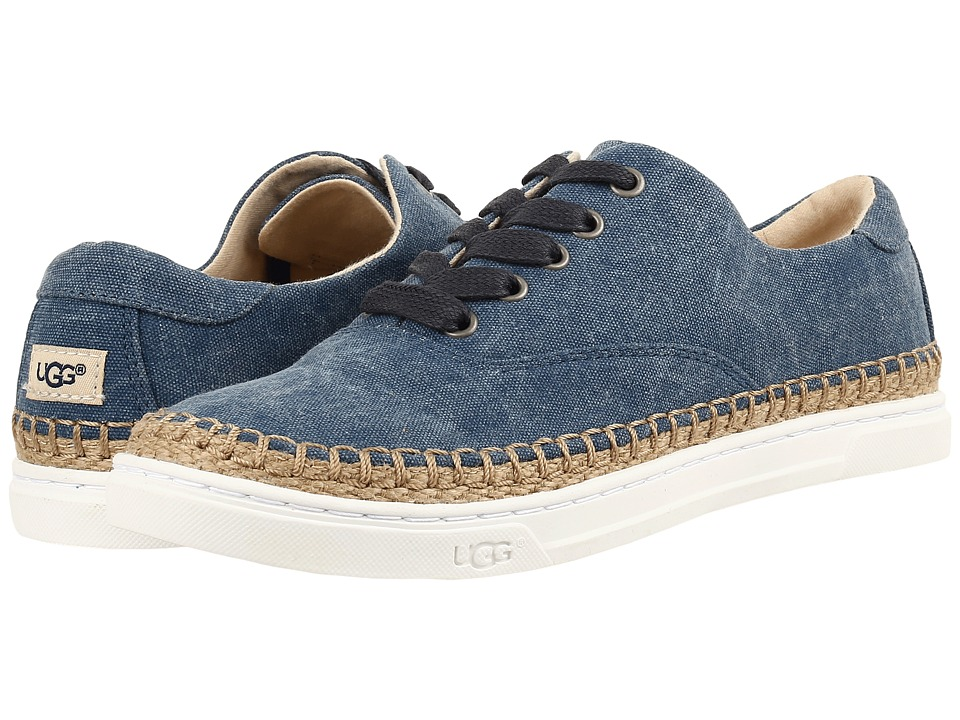 UGG Eyan II Canvas (Navy) Women