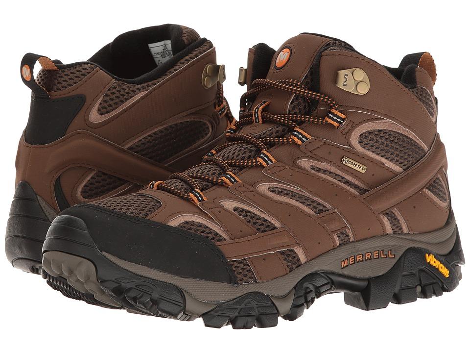 Merrell Moab 2 Mid GTX (Earth) Men's Shoes