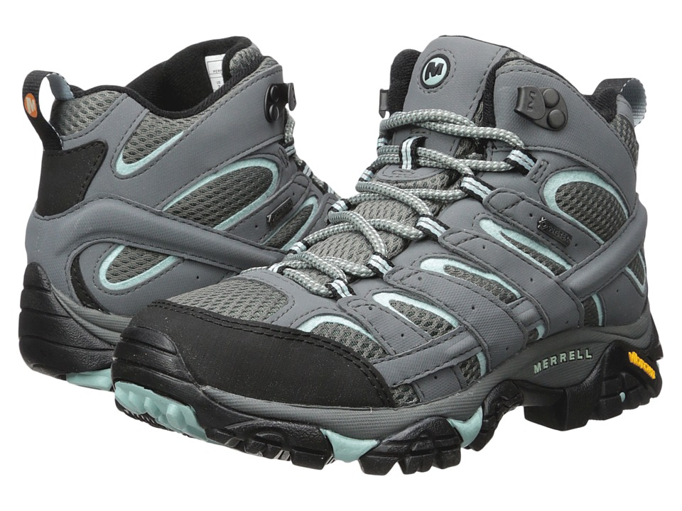 MerrellMoab 2 Mid GTX  (Sedona Sage) Womens Shoes