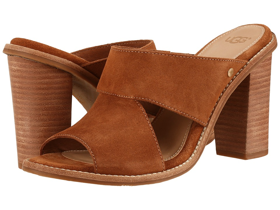 UGG Celia (Chestnut) Women