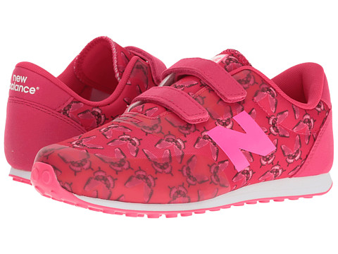 New Balance Kids KA410v1 (Little Kid/Big Kid) - Pink/Butterfly
