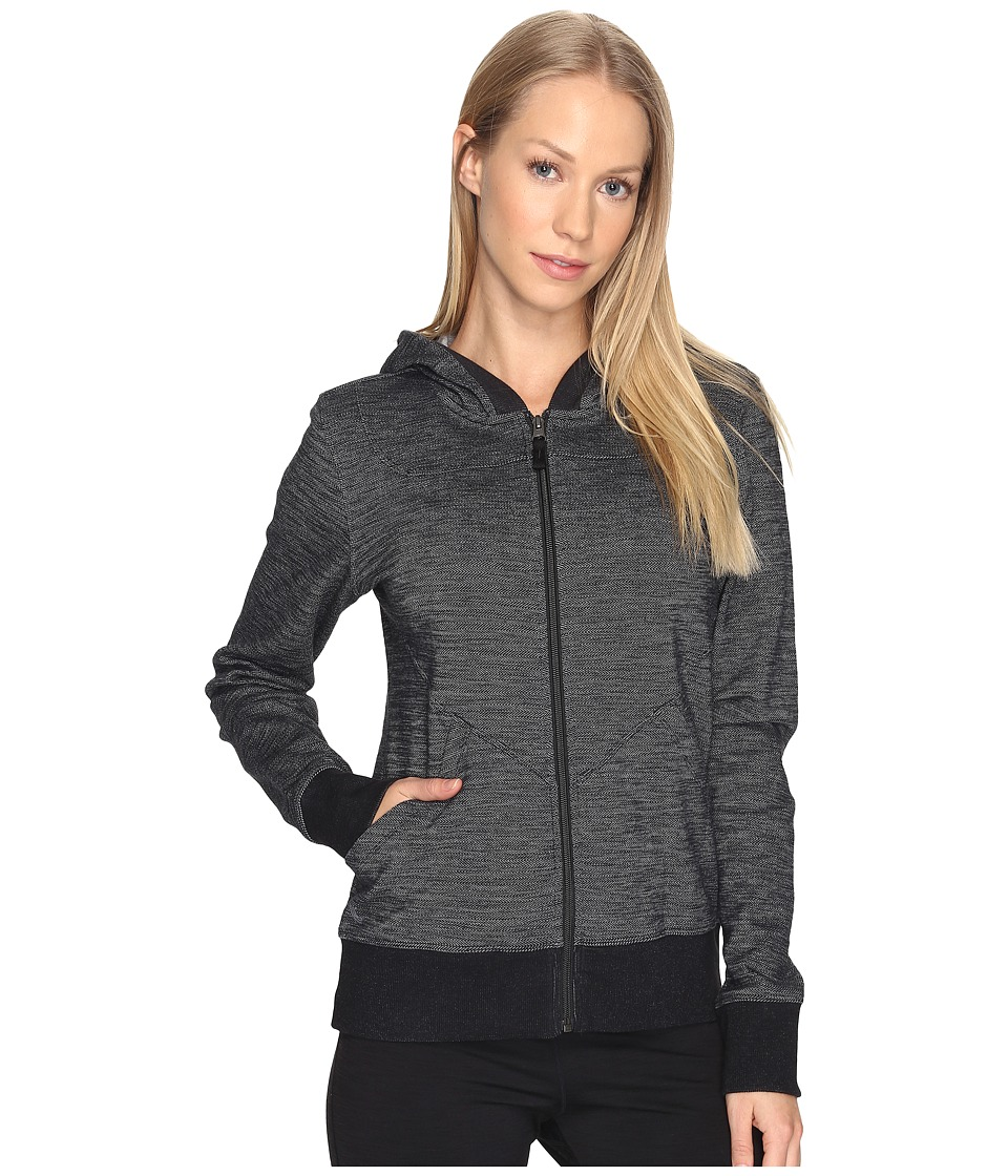 Lole India Hooded Cardigan (Black) Women