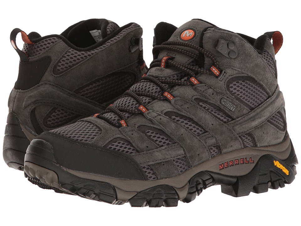 Merrell Moab 2 Mid Waterproof (Beluga) Men