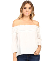 Roxy - Beach Fossil Cold Shoulder Top