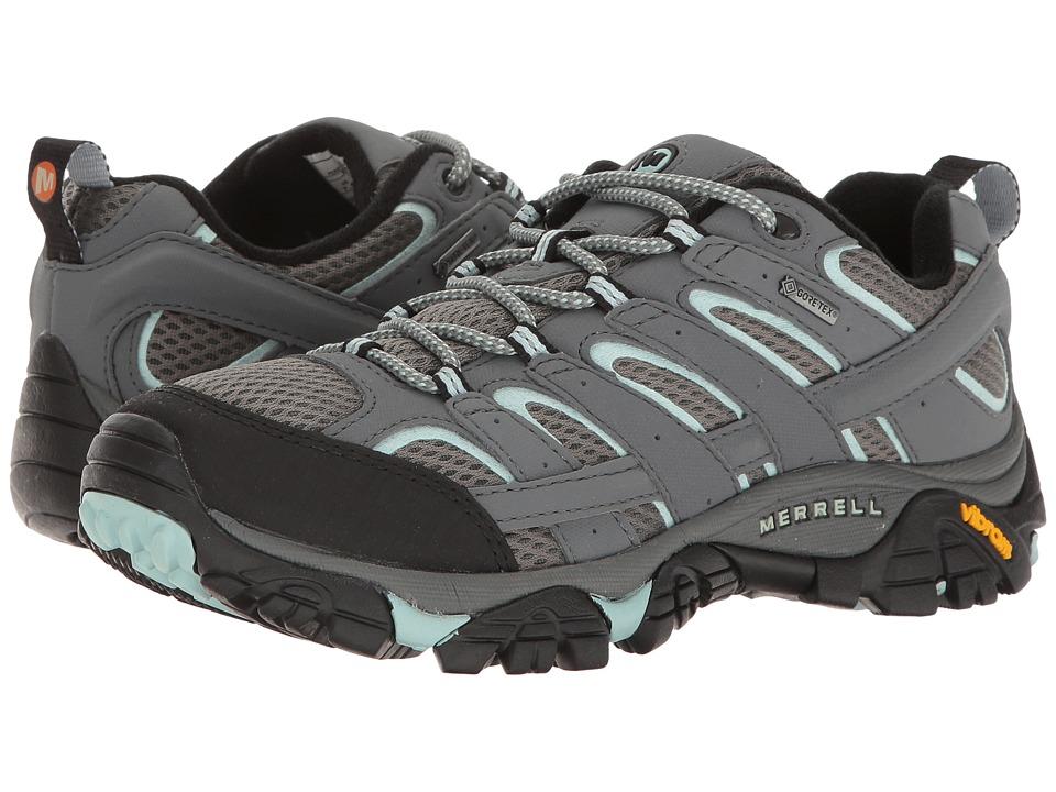 Merrell - Moab 2 GTX (Sedona Sage) Womens Shoes