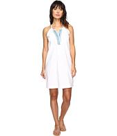 Tommy Bahama - Embellished Linen Short Dresss
