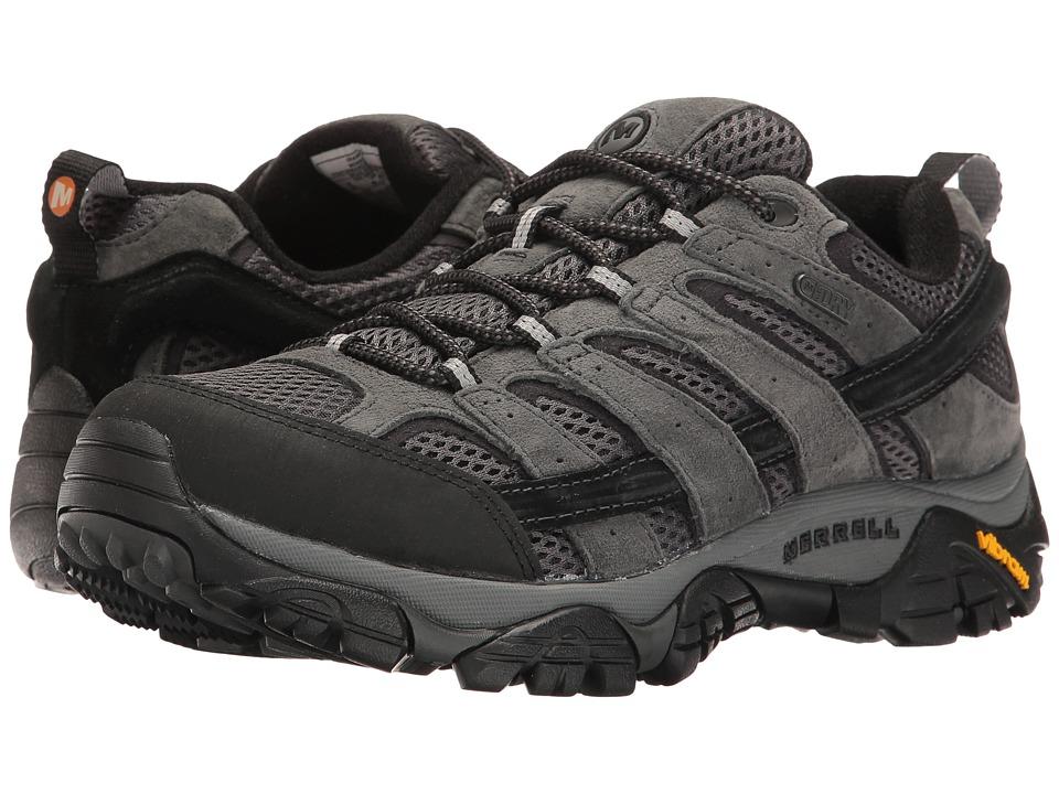 Merrell Moab 2 Waterproof (Granite) Men's Shoes