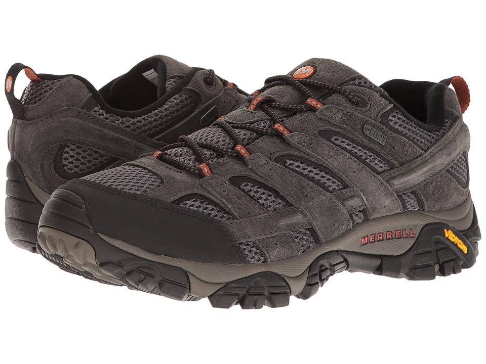 Merrell Moab 2 Waterproof (Beluga) Men's Shoes
